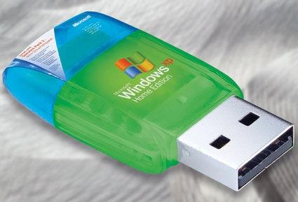 Windows-XP-USB-stick